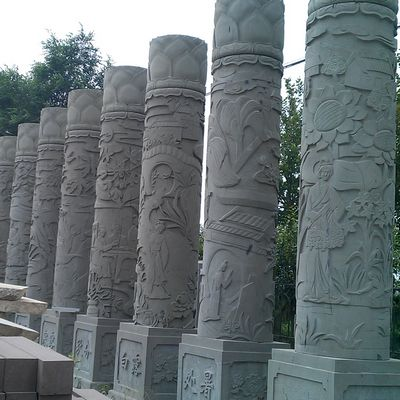 异形罗马柱